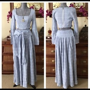 2 Piece Free People set*price firm *